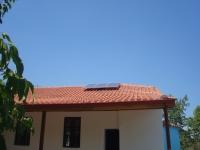 Αυτόνομο φωτοβολταϊκό σύστημα στο εξωκλήσι της Αγίας Παρασκευής ( Ζευγολατειό Σερρών)
