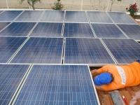 Φωτοβολταϊκός σταθμός ισχύος 10 KW    Τοποθεσία : ΖΕΥΓΟΛΑΤΙΟ ΣΕΡΡΩΝ