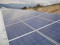 Φωτοβολταϊκός σταθμός ισχύος 10 KW     Τοποθεσία : ΦΑΙΑ ΠΕΤΡΑ ΣΙΝΤΙΚΗΣ