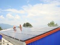 Φωτοβολταϊκός σταθμός ισχύος 10 KW   Τοποθεσία : ΒΑΛΤΕΡΟ ΣΕΡΡΩΝ